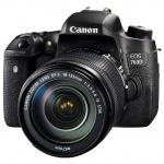 Зеркальная камера Canon EOS 760D kit 18-135mm f/3.5-5.6 IS STM