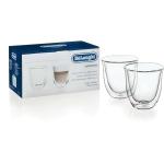 Чашки для капучино DeLonghi Cappucino cups