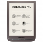 Электронная книга PocketBook PB740-X-CIS коричневый