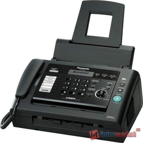 Факс Panasonic KX-FL423RU-B