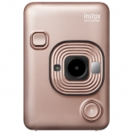 Фотоаппарат компактный FUJIFILM INSTAX MINI LIPLAY (BLUSH GOLD)