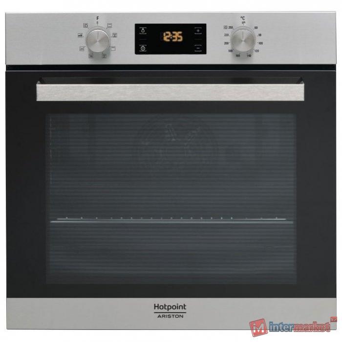 Духовой шкаф Hotpoint-Ariston-BI FA3 540 H IX