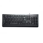 Клавиатура Delux DLK-6010 USB Чёрный