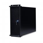 Компьютерный корпус с салазками Delux DLC-MU415