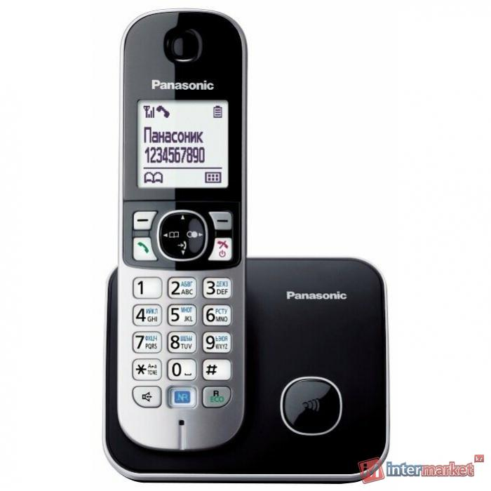 РадиоТелефон PANASONIC KX-TG6811 RUB