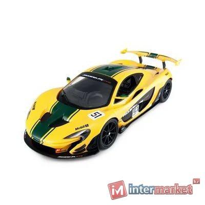 Радиоуправляемая машина, RASTAR, 96600O, 1:14, McLaren Senna, Открывающиеся двери, Пластик, 2.4G, Оранжевая