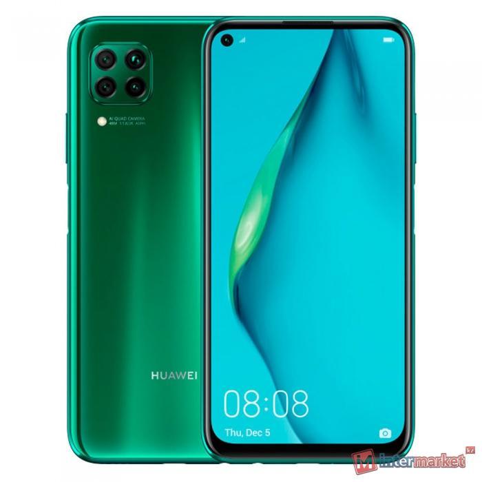 Телефон сотовый HUAWEI P40 Lite (Crush Green)