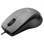 Мышь Trust Optical Mouse MI-2275F Silver-Black USB
