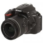 Цифровая камера Nikon D5600 Kit