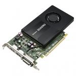 Видеокарта HP Quadro K2200 PCI-E 2.0 4096Mb 128 bit