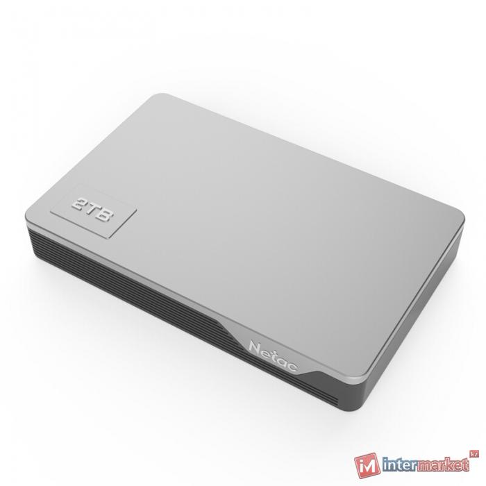 Внешний жесткий диск Netac K338-2T 2TB